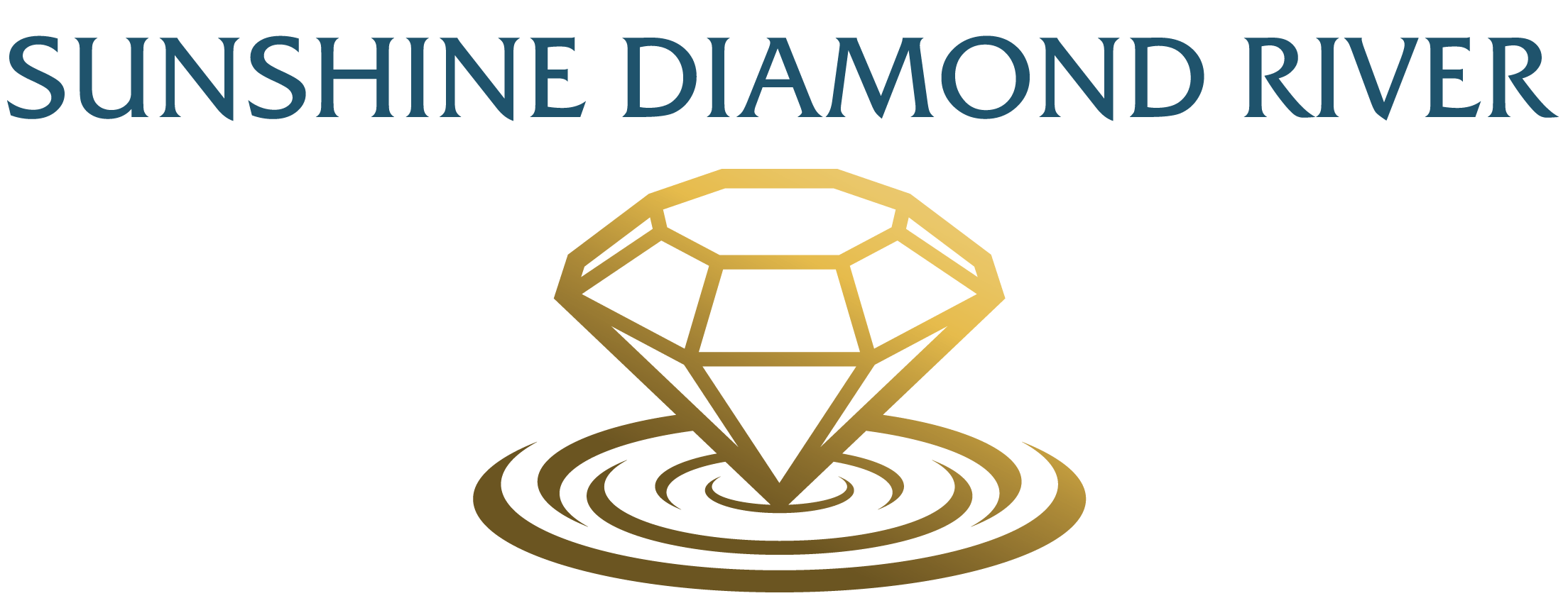 logo sunshine diamond river